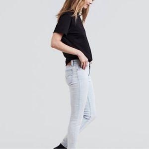 Levi's   711 Skinny Acid Wash Jeans W27 L29